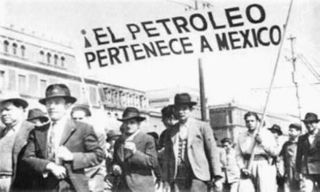 El petroleo pertenece a México