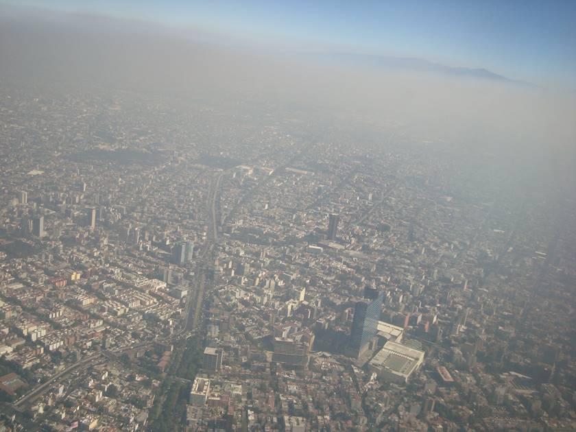 Resultado de imagen para mexico contaminacion