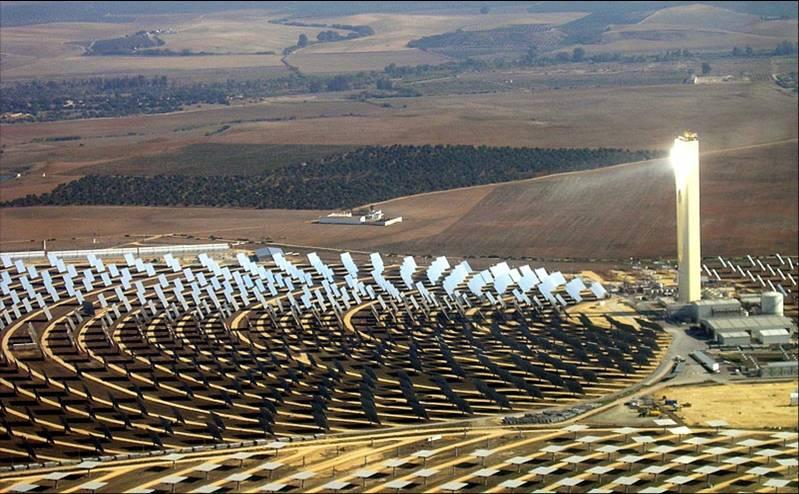 Energía eléctrica renovable solar fotovoltáica en Mexico y el mundo.