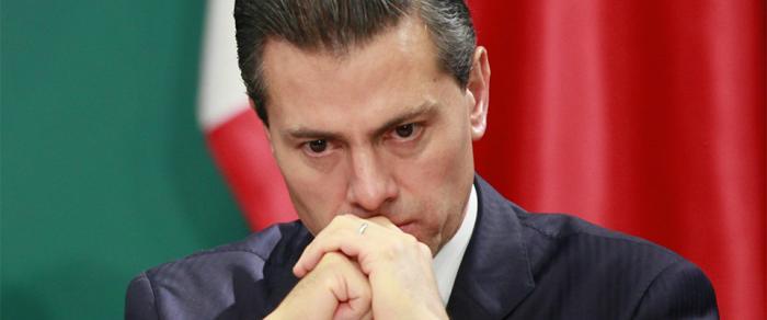 Las incapacidades dell presidente de México EPN Enrique Peña Nieto